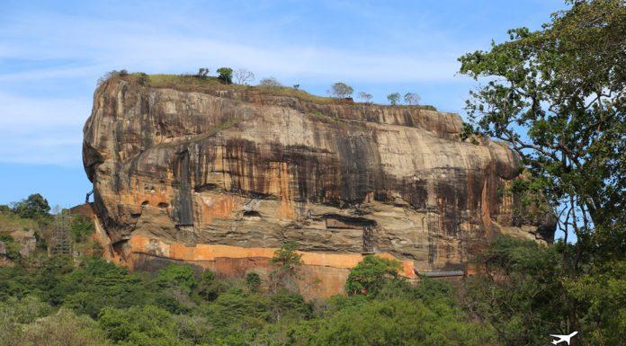 Happy Traveller - Sri Lanka - Sigiriya