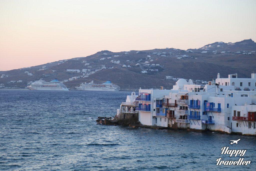Celestyal Cruises Mykonos Happy traveller (11)
