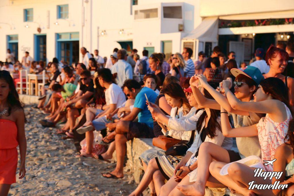 Celestyal Cruises Mykonos Happy traveller (6)
