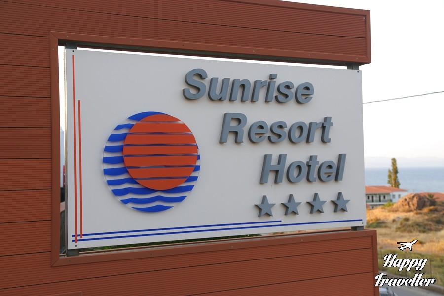 sunrise hotel mytilene 2016