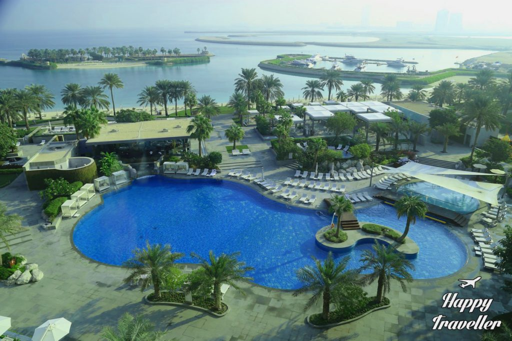 bahrain happy traveller ritz carlton