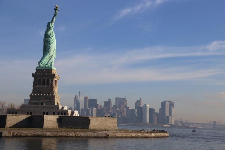 new york happy traveller