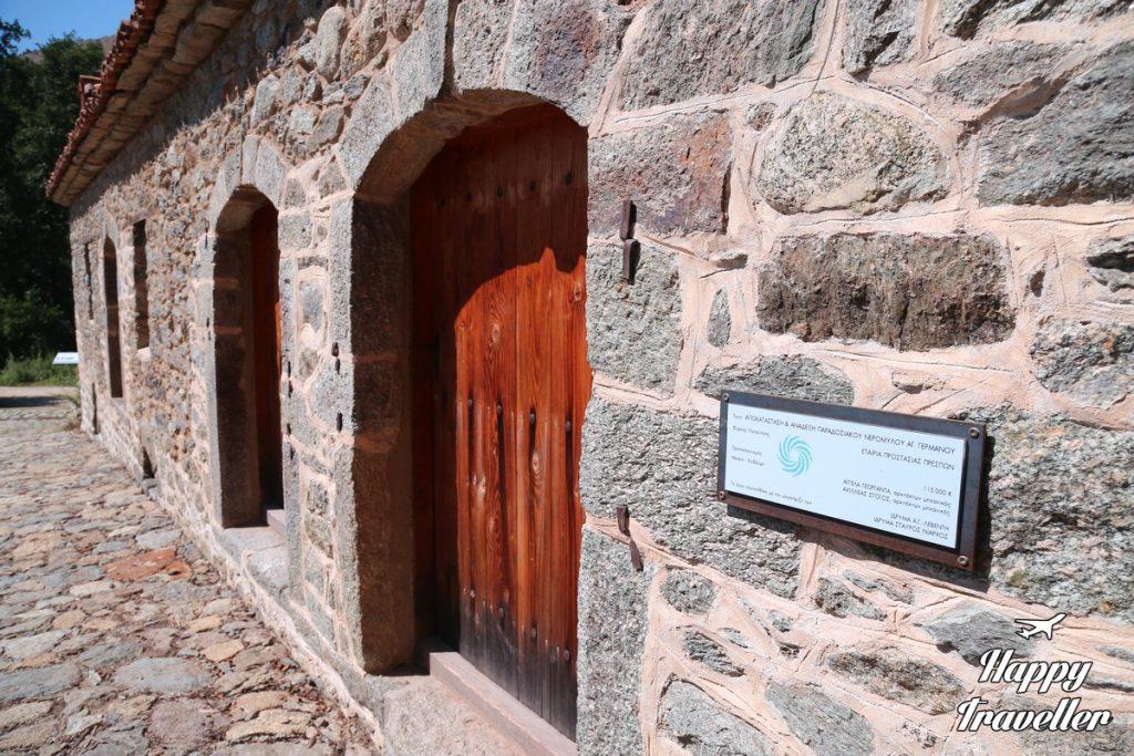 agios germanos prespes happy traveller neromilos (4)