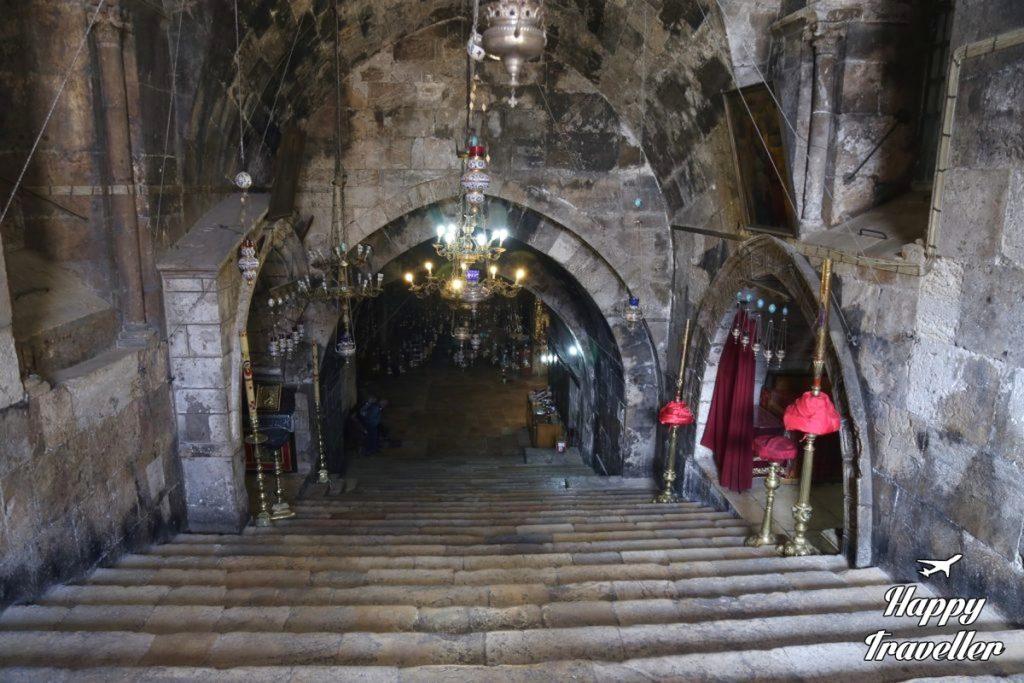Ο τάφος της Παναγίας, Ιεροσόλυμα