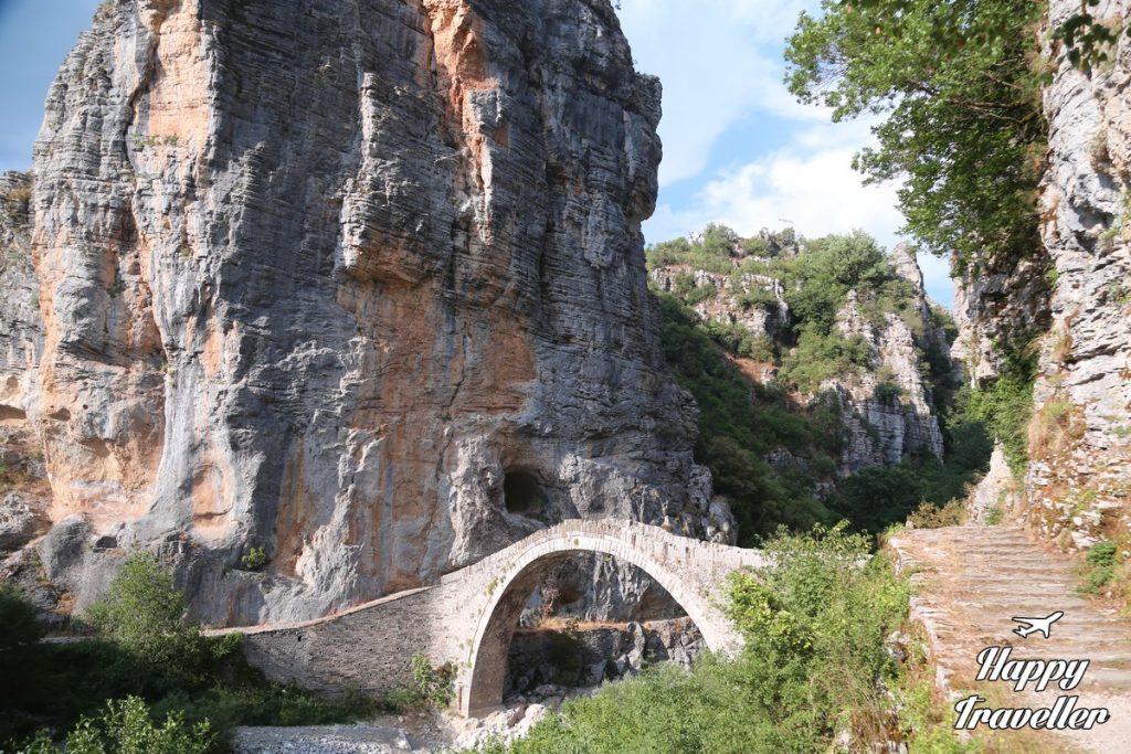 Πέτρινο γεφύρι Κοκκόρου, Ζαγοροχώρια