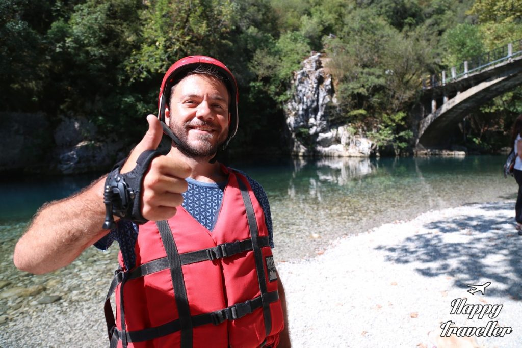 rafting voidomatis zagoroxwria happy traveller (3)
