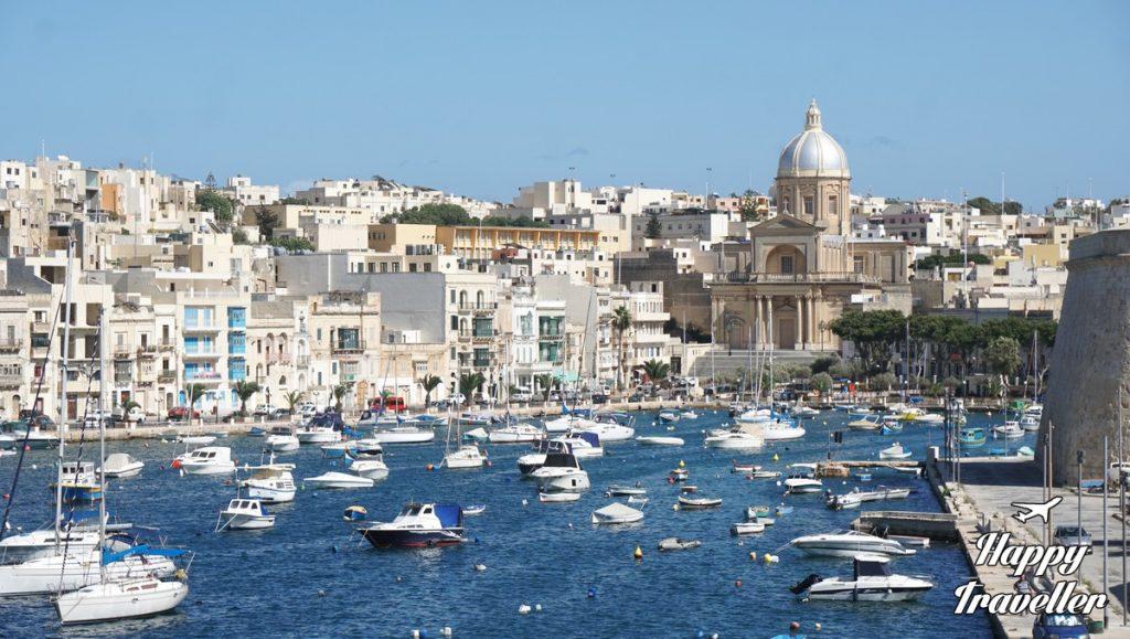 Βαλέττα, Μάλτα