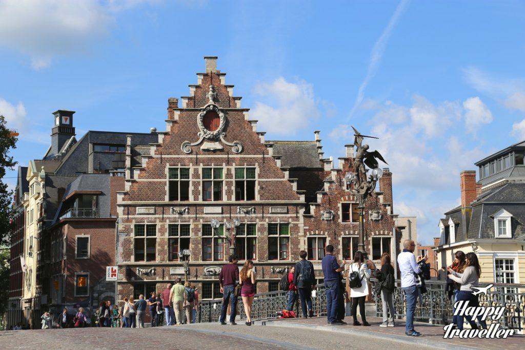 Γάνδη, Βέλγιο