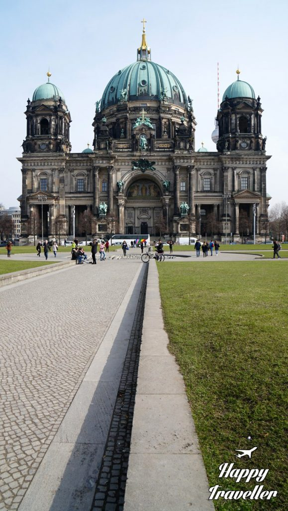 Berliner Dom, Βερολίνο