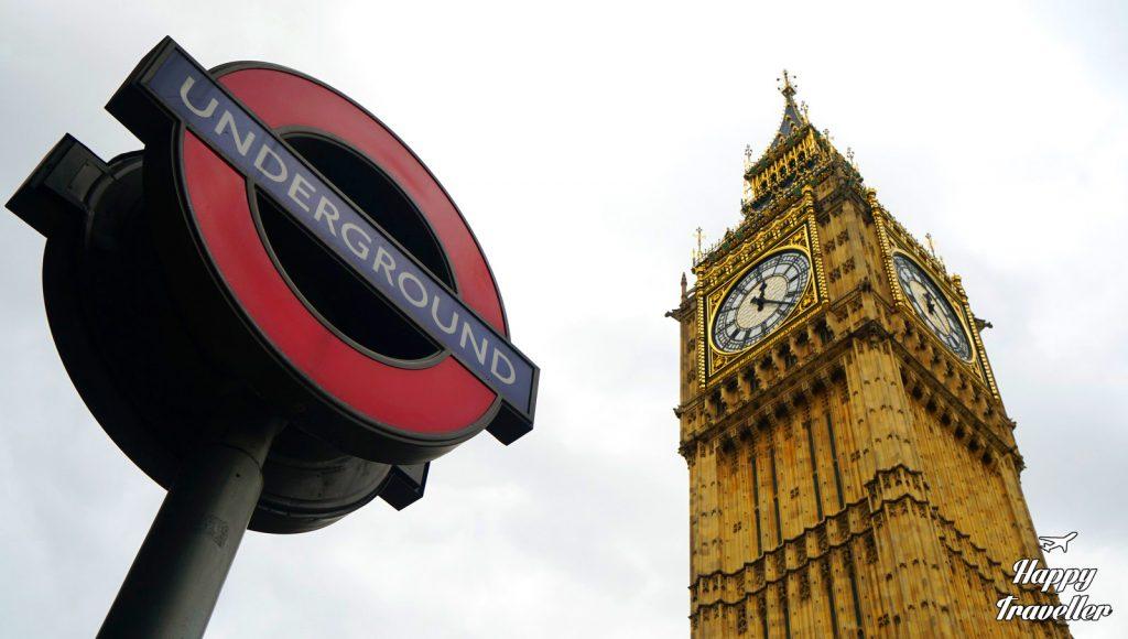 london happy traveller