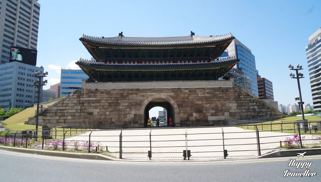 seoul happy traveller south korea