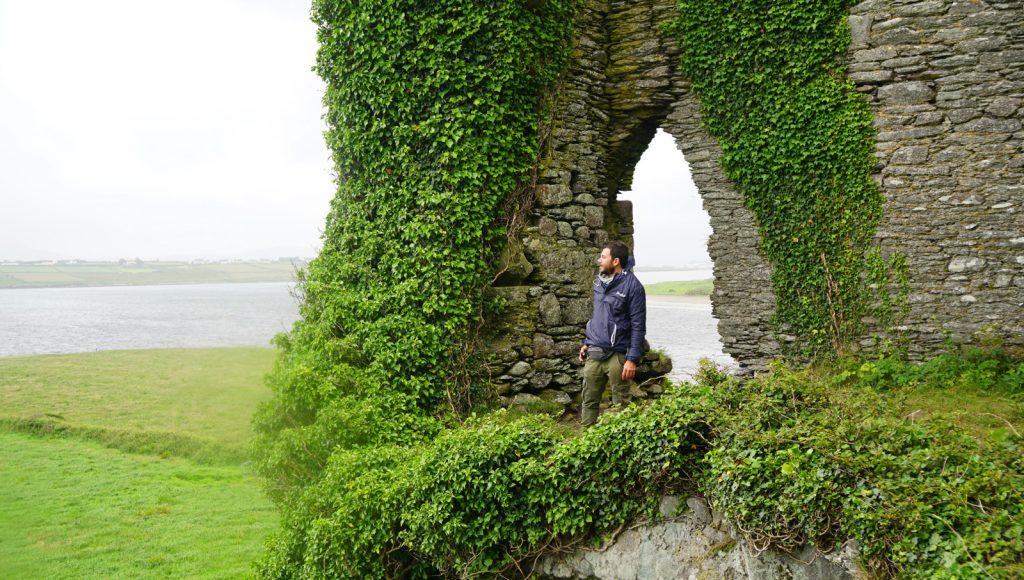 Bailycarbery castle6