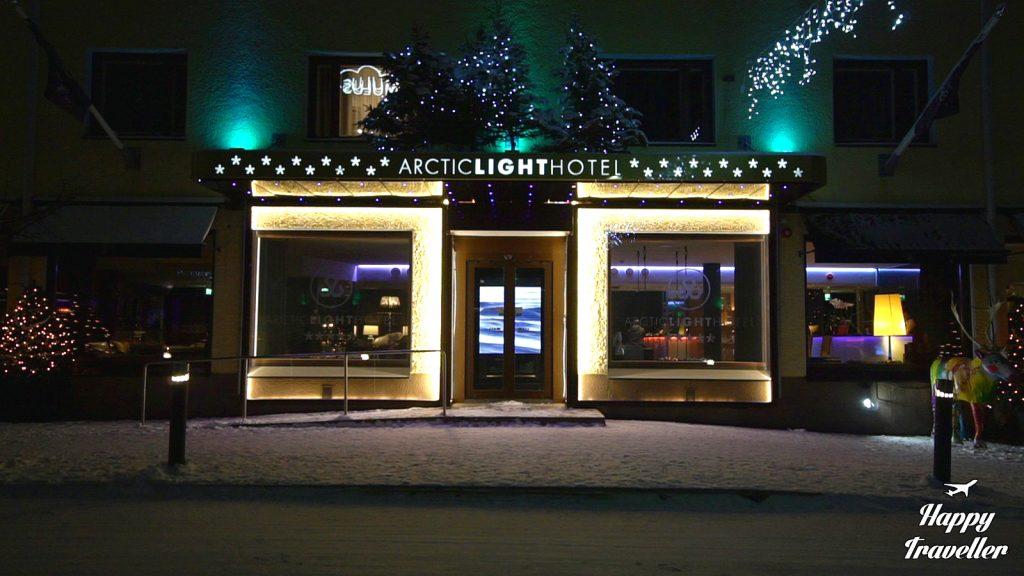 Arctic Light hotel rovaniemi happy traveller 7