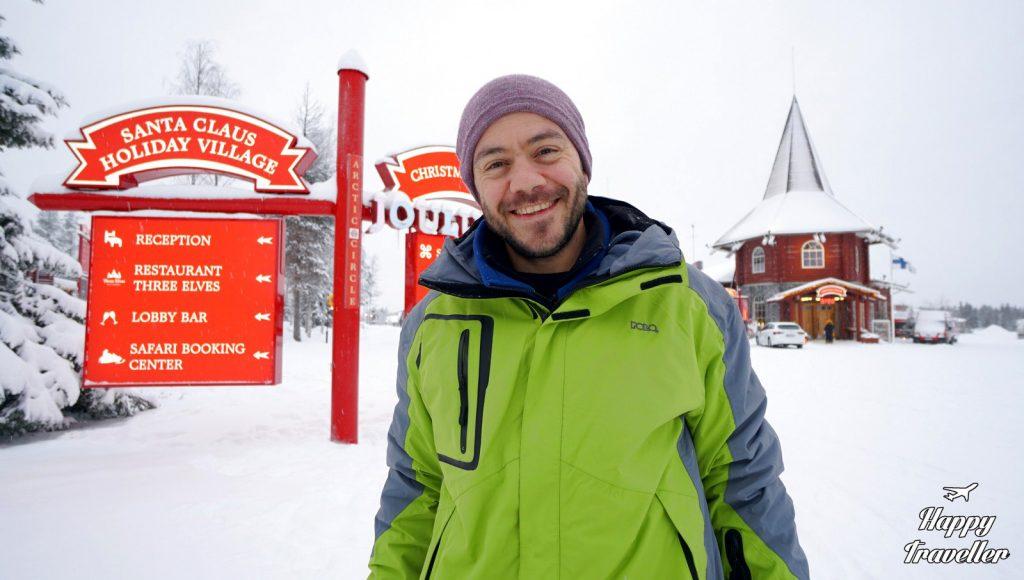 SANTA VILLAGE LAPLAND FINLAND happy traveller (7)