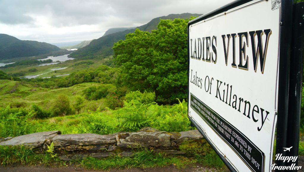 ladies view lakes of killarney