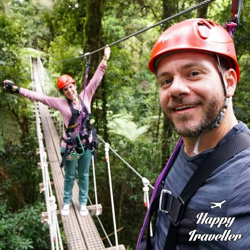 happy traveller zipline rotorua5