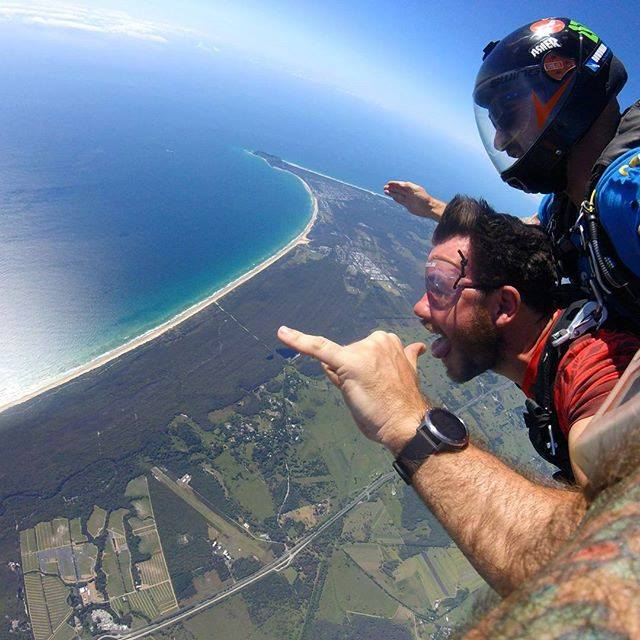 skydive ft