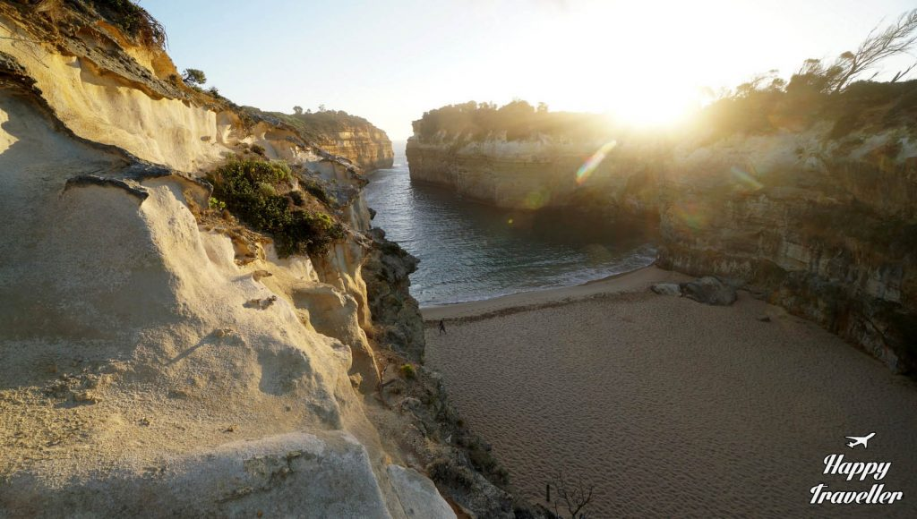 stasi 7 Loch Ard Gorge great ocean road australia happy traveller