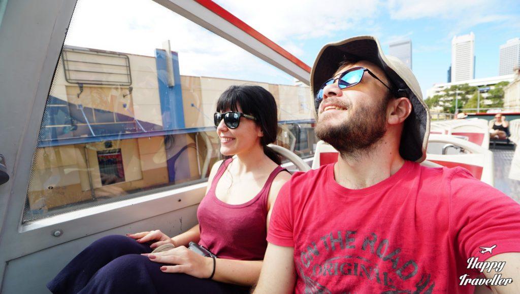 sydney australia happy traveller