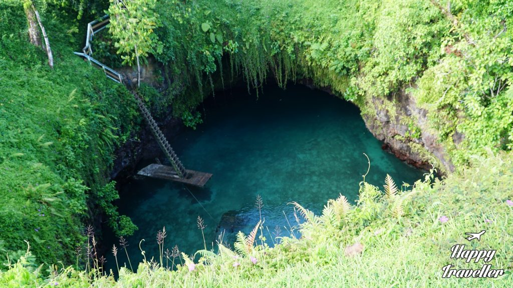 To sua, Samoa