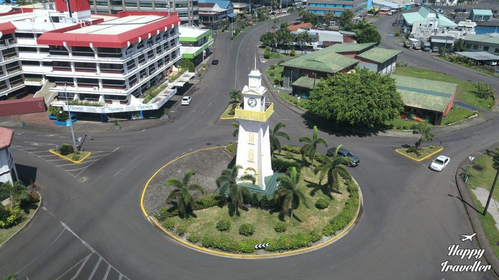 Άπια, Σαμόα