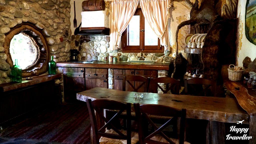 Εσωτερικό κατοικίας Κεραμαριό.