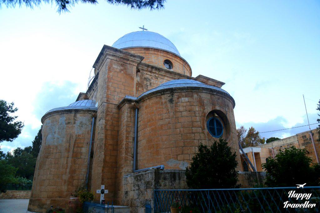 Το μοναστήρι του Αγίου Λαζάρου, Βυθανία