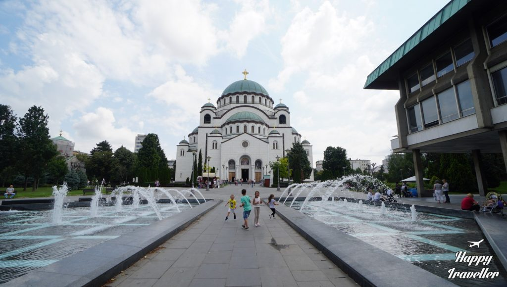 Η εκκλησία του Αγίου Σάββα