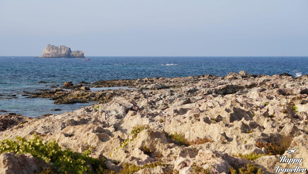 Γραμβούσα, Κρήτη