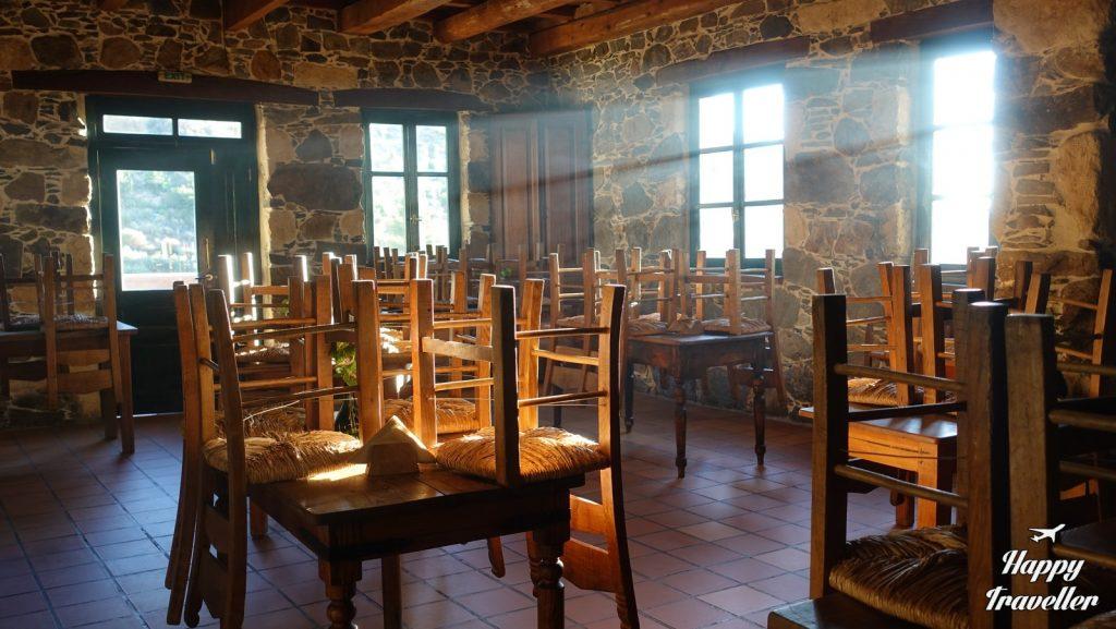 Το εστιατόριο Μηλιά πριν καν ανοίξει για το πρωινό