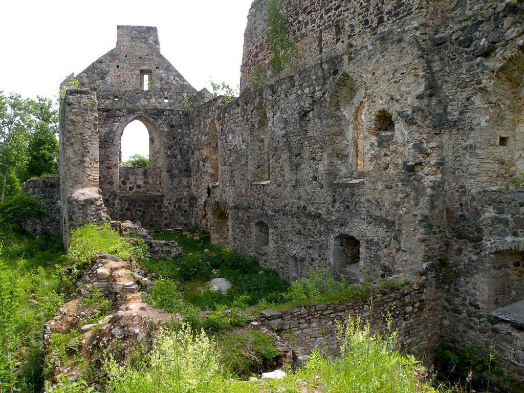 Το Μεσαιωνικό Κάστρο της Sigulda