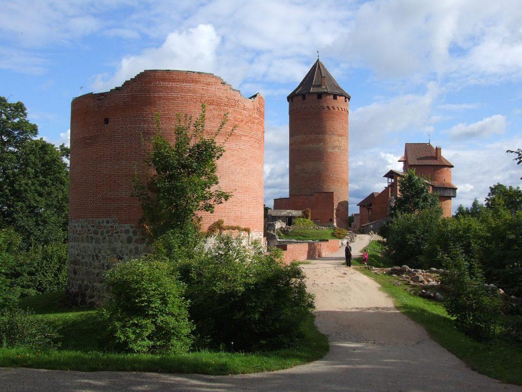Το κάστρο Turaida