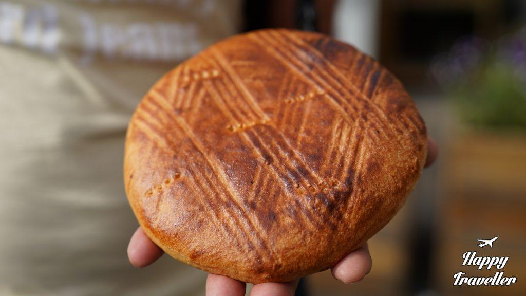 Gata, παραδοσιακό αρμένικο γλυκό