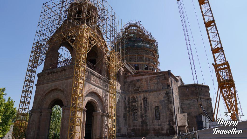 Καθεδρικός ναός Ετσιμιαντζίν (Etchmiadzin)
