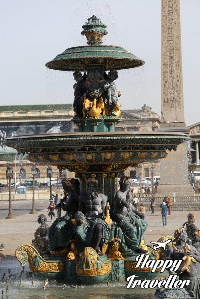 Πλατεία Κονκόρντ, Παρίσι