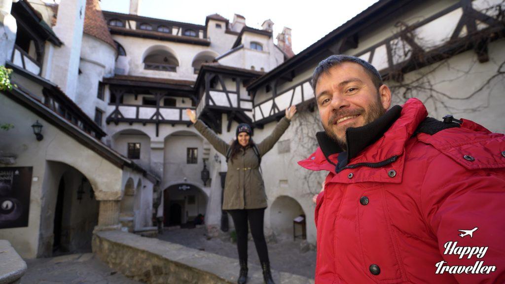 Ευτύχης & Ηλέκτρα στο κάστρο του Δράκουλα