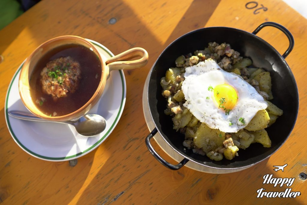 Αυστριακά παραδοσιακά πιάτα