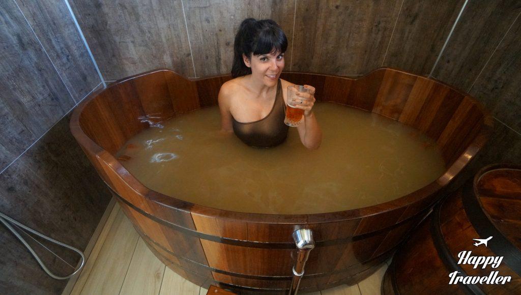 Beer Spa, Iceland