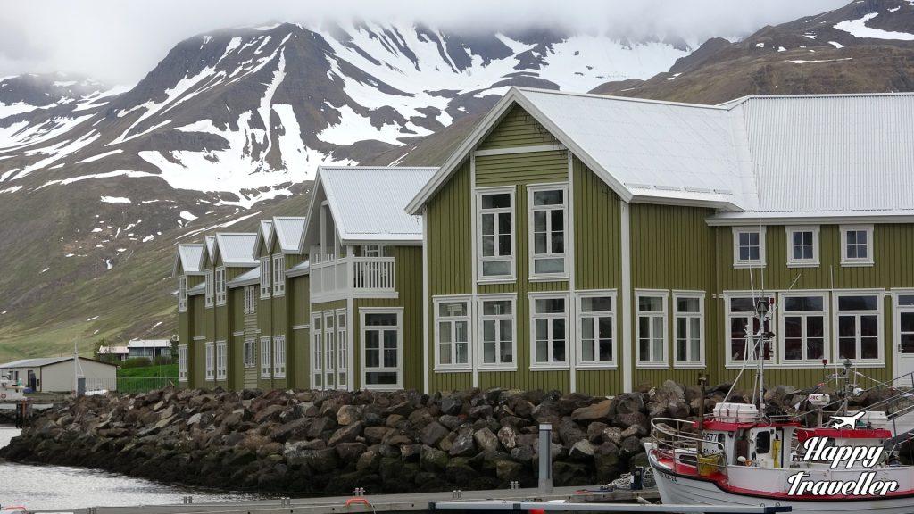 Siglo Hotel, Siglufjörður Iceland