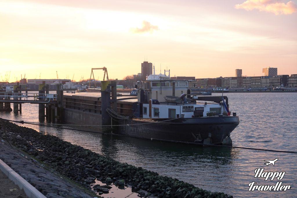 Το λιμάνι του Ρότερνταμ