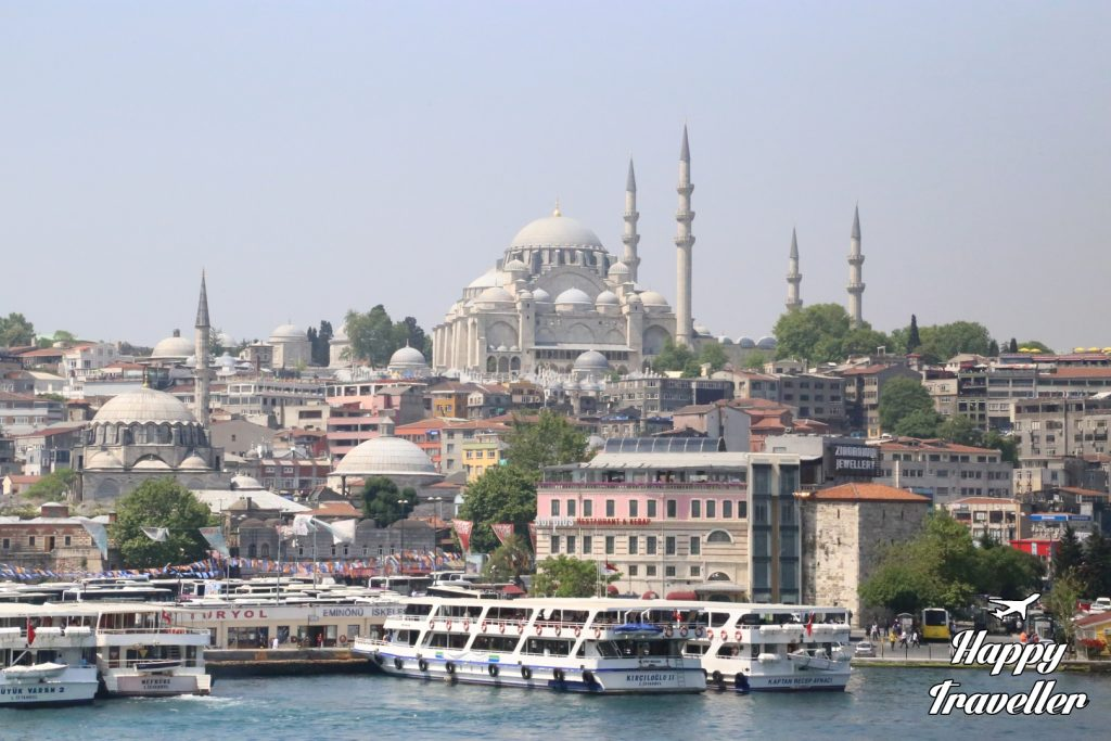Konstantinoupoli Tourkia Happy Traveller (20)