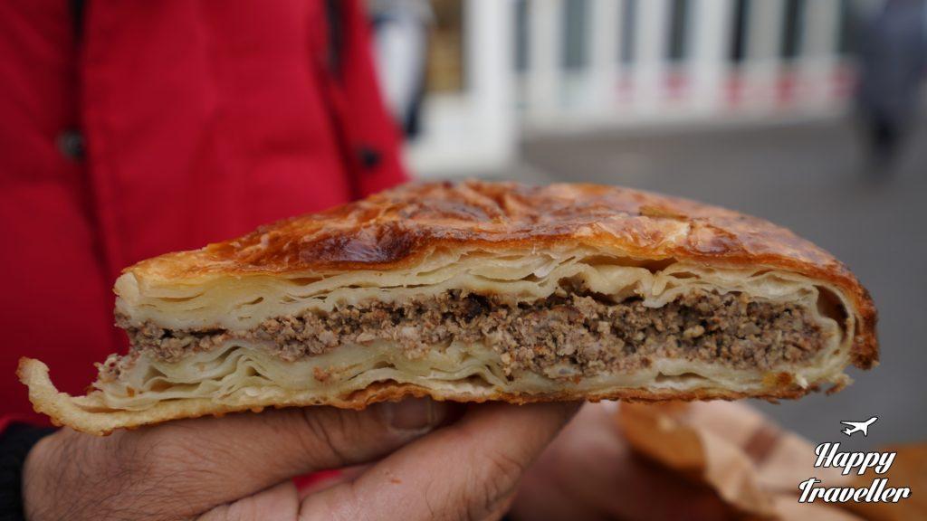 Ρουμάνικη Κρεατόπιτα