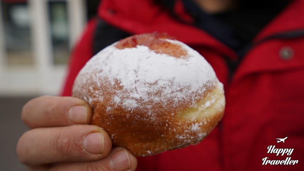 Γκογκόσι (Gogoși) Ρουμάνικο Ντόνατς