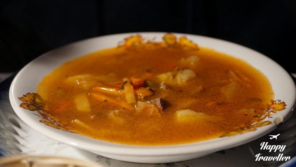 Ρουμάνικη Σούπα
