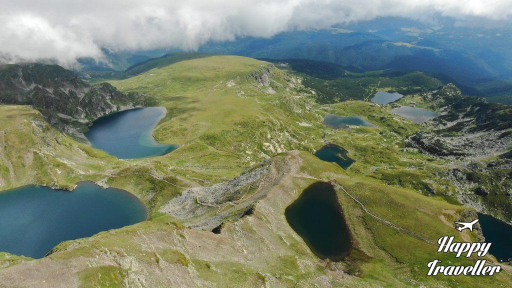 7 λίμνες, Βουλγαρία