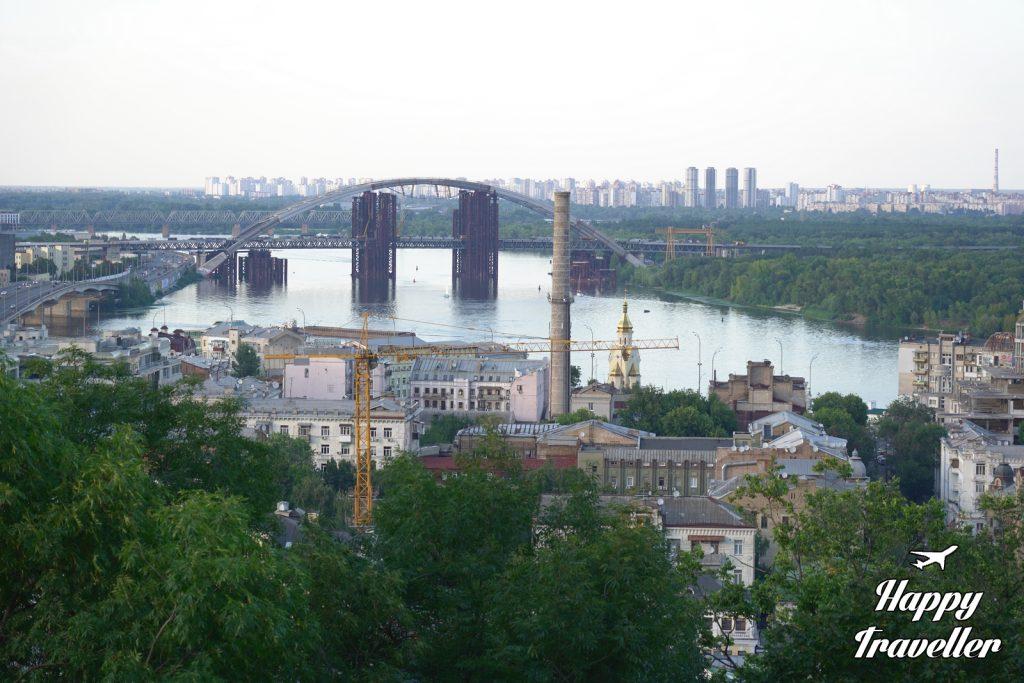Άποψη του Κιέβου