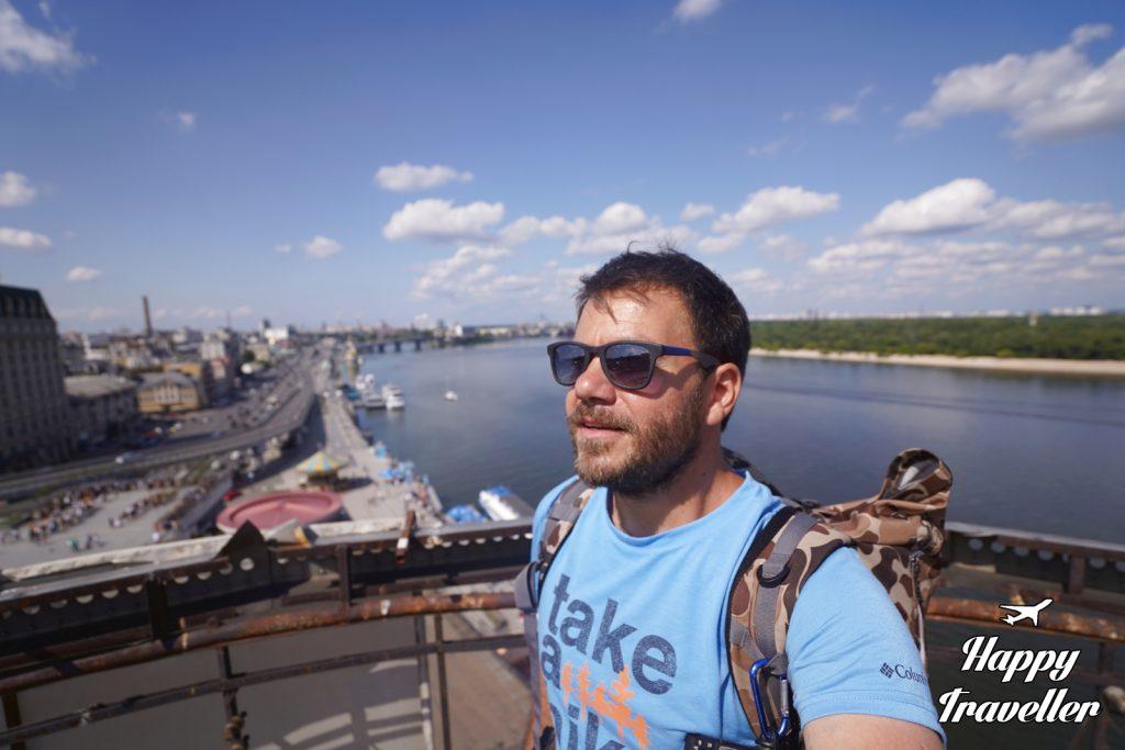 Kiev Ukraine Happy Traveller (5)