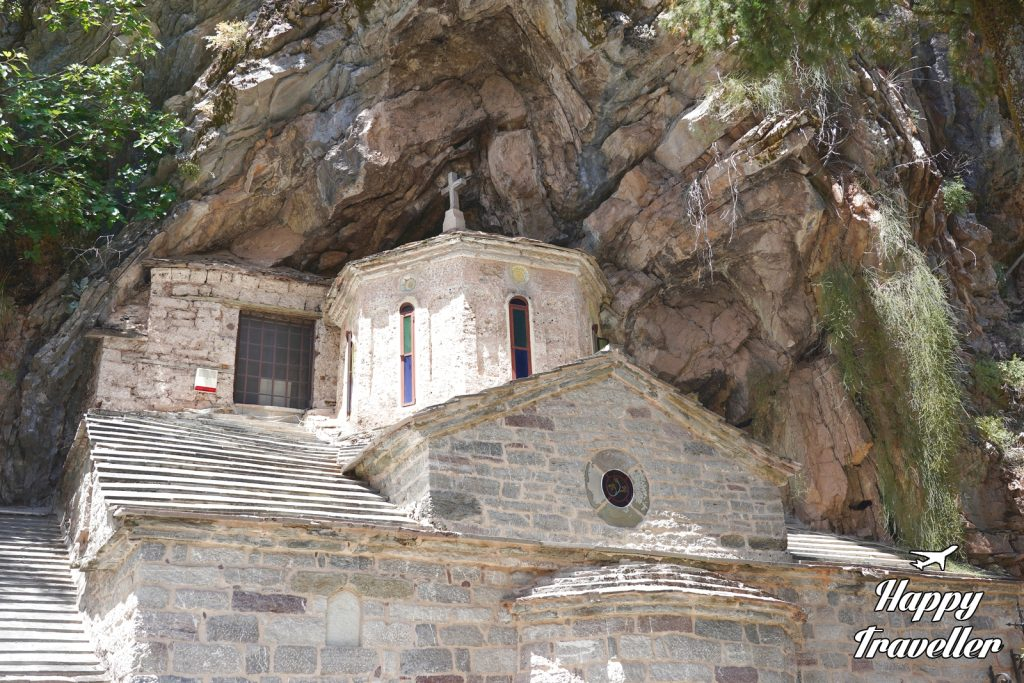 Ιερά Μονή Προυσού, Ευρυτανία