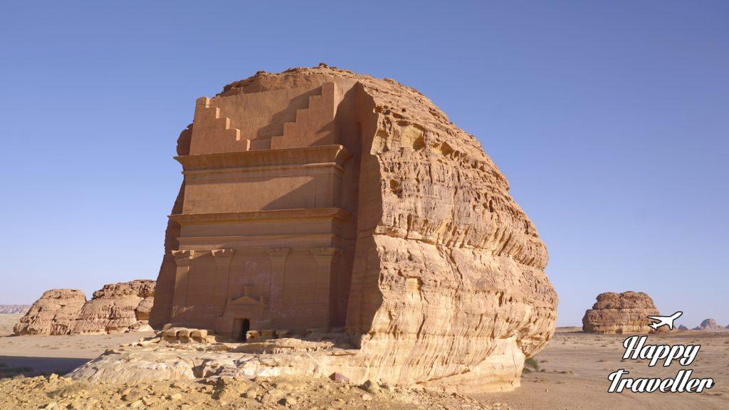 Ο αρχαίος τάφος της Αλ Ούλα