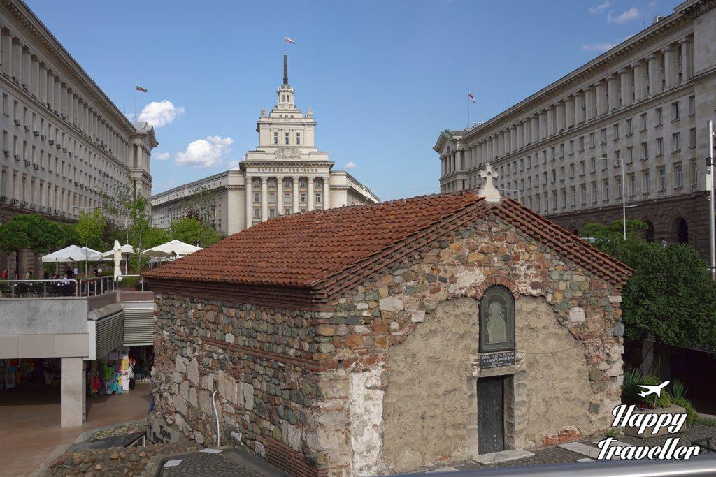 Ναός της Αγίας Πέτκας, Σόφια